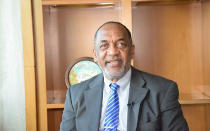 Education top priority in Oil & Gas development – Dr. Vincent Adams