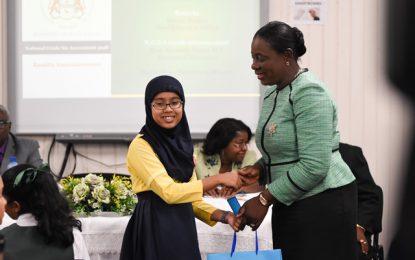 Aspiring writer tops 2018 NGSA