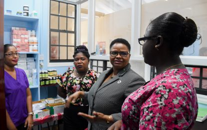 Two new smart health centres for Region Five