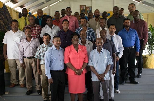 Region Five School Welfare Department honours fathers