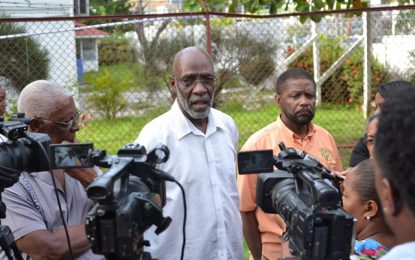 GECOM meeting adjourns following disruptive behaviour by PPP Commissioner – Vincent Alexander