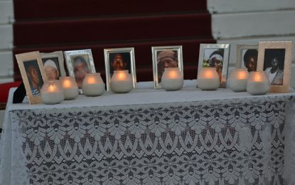 Lindo Creek victims remembered at special service