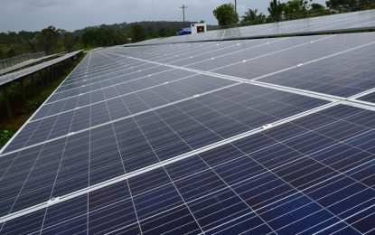 Billions in renewable energy projects to be completed by 2020- Min. Patterson