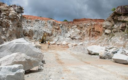 Minister Broomes meets with Quarry following cease orders