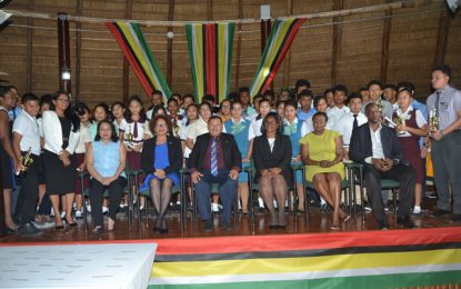 122 graduate from Hinterland Scholarship programme