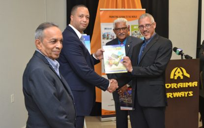'iNvest Guyana' magazine launched