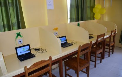 Cumberland, Cane Grove go online – as ICT hubs commissioned