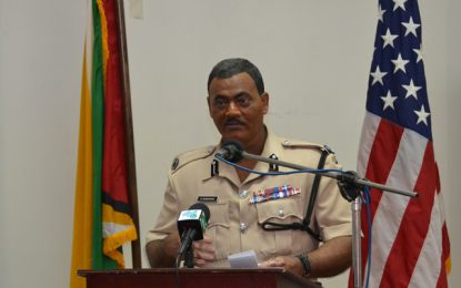 Ramnarine lauds JES for over 1000 law enforcement trainings in Guyana