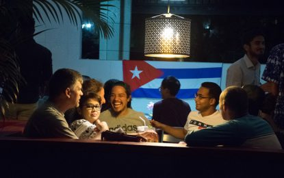 'Spanglish' community's Cuban Culture night a hit