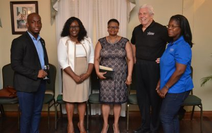 Starkey Hearing Foundation honoured