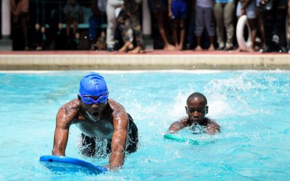PWD independence swim meet seen as preparation for 2019 Paralympic Games