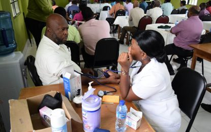 Region Three teachers given lesson on prostate cancer
