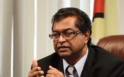 Most homicides fueled by domestic violence – Min. Ramjattan