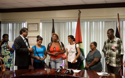 Families of piracy victims get monetary support from government