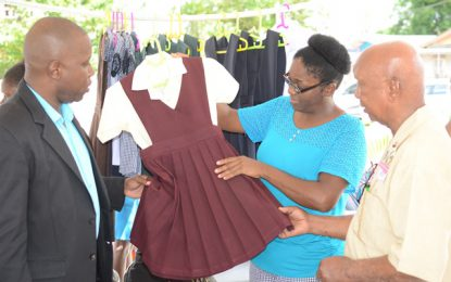 Wismar factory to stimulate ready-made clothing industry