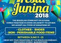 'FESTA JUNINA' to feature donation drive for Lethem children