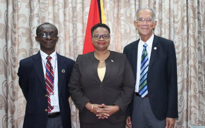 Guyana rallying against chronic Non-Communicable Diseases (NCDs), obesity and overweight.
