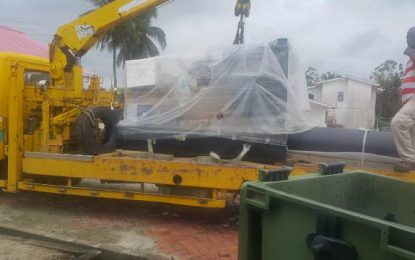 New generator for Oscar Joseph Hospital to boost services