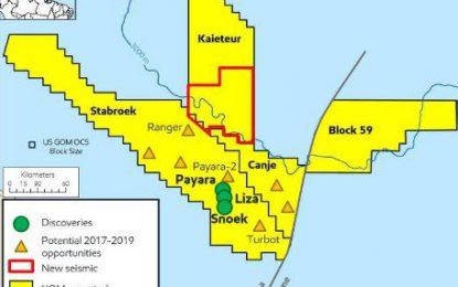 On to Hammerhead -Drillship going for 9th ExxonMobil strike
