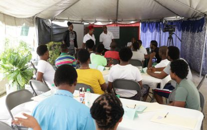 Substance Abuse Intervention for Lusignan Inmates