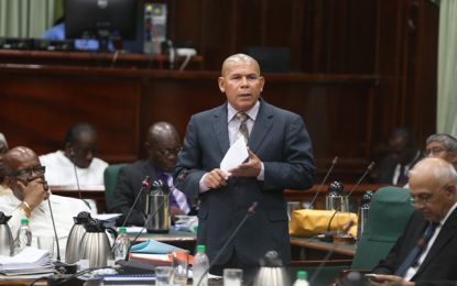 National Assembly adopts nominees for Public and Police Service Commission