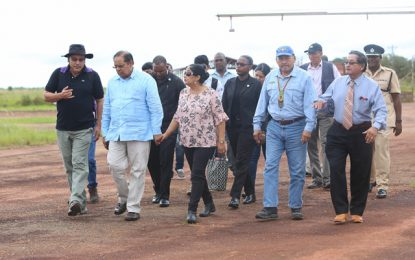 Region Nine on its way to becoming the most dynamic region in Guyana – PM Nagamootoo