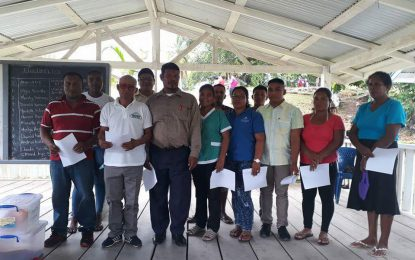 Seven new Toshaos elected in Region Two – two retain their posts following indigenous village elections