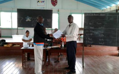 Region 10 riverain communities elect new Toshaos