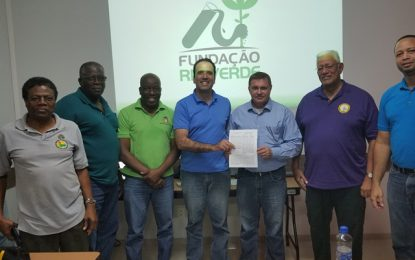 MOU inked for large-scale investment in Guyana