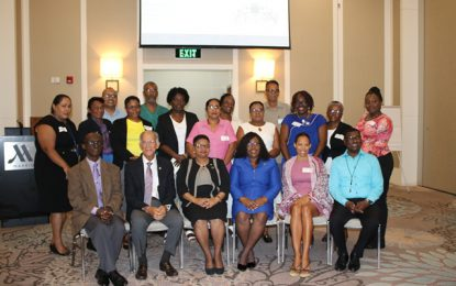 Guyana winning Non-Communicable Diseases (NCDs) fight