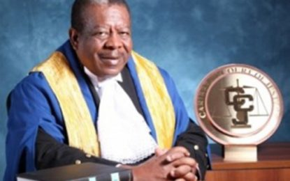 """""""Democracy allows for reasonable restriction"""" – President of CCJ on third term decision"""