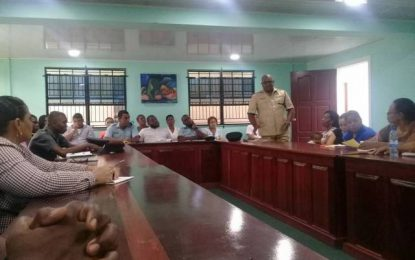 Bartica Town Council hosts first mental health forum