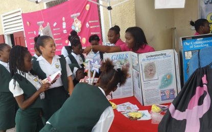 Linden's NGO empowering youths through 'girl power' movement