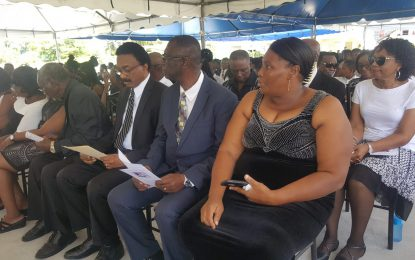 Another Champion of the poor laid to rest in Region Two