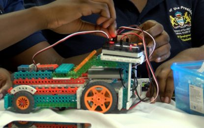 Robotics camps set for August holidays
