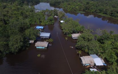 Assistance for Kwakwani Flood victims imminent