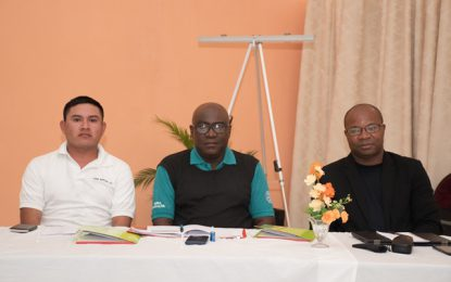 MoE preparing leaders to advance Technical and Vocational Education in Guyana