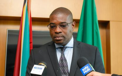 Govt reconfirmed its commitment to the Linden/Lethem road project 