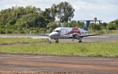 US$100,000 study to upgrade Lethem Aerodrome