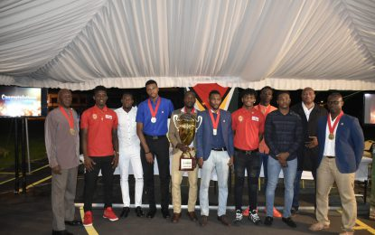 CBC 2018 champions rewarded for historic performance