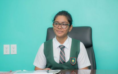 Bishop's student Devika Rajaram leads DPI for a Day