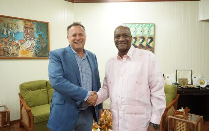 Historic deal signed! Guyana to host CPL playoff matches