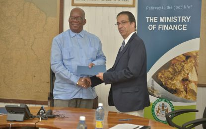 Guyana receives $7Billion loan from World Bank for support in Finance sector