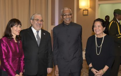 Guyana and Argentina are committed to providing better quality of life for their peoples–President Granger