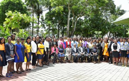 President engages youth leaders on matters of national development