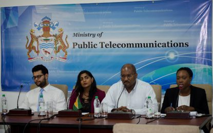 ICT roadshow to visit Annai and Berbice