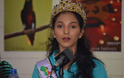 Miss World Guyana launches summer camp at Sophia Special Needs School