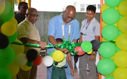 Anna Catherina Early Childhood Centre opens
