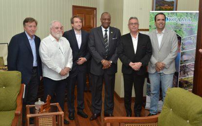 Brazil delegation notes new business optimism
