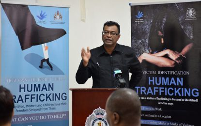 We will commit the resources to stop this scourge – Min. Ramjattan on ending TIP